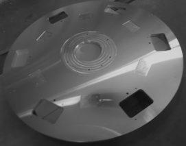Aluminiumplattenbearbeitung bis zu 2m x 4m