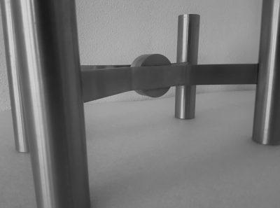 Schweißbaugruppen in Stahl und Edelstahl bis 500kg inkl. Wärmebehandlung und Oberflächenveredelung